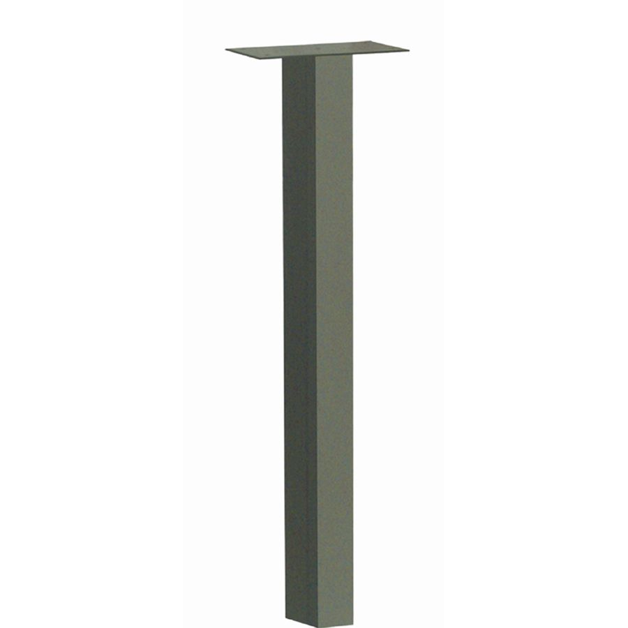 Bronze Standard In-ground Post