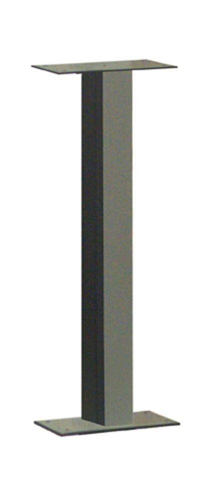 Piédestal Standard bronze à montage de type socle