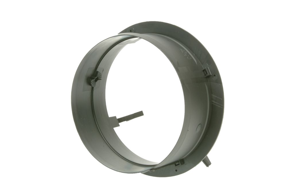 7 in. HVAC Connection Collar with no Damper