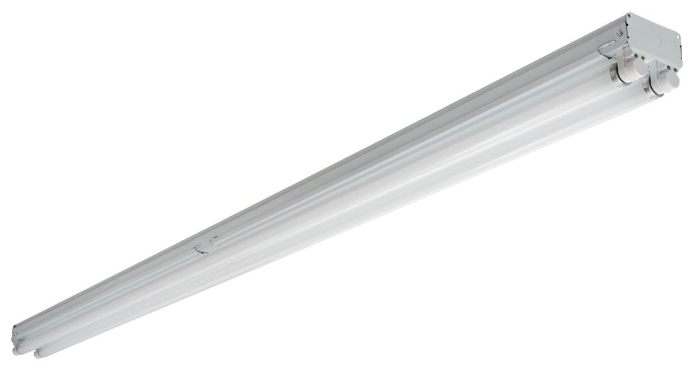 8 ft T8 2L 59W Strip Light