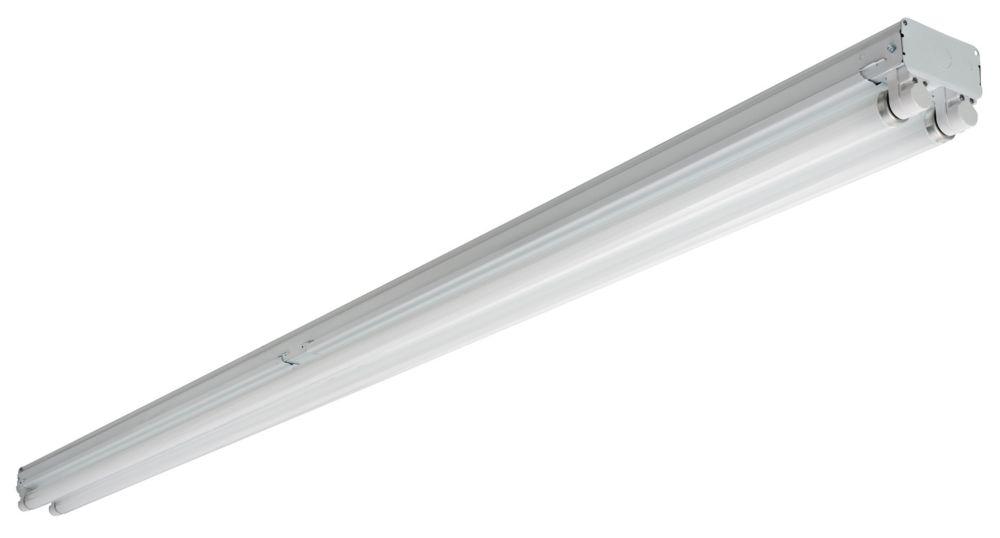 8 ft T8 2L 59W Strip Light