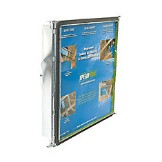 14 In. x 14 In. X 10 In. Square to Round Adaptor Register Vent Boot with Adj. Hangers for HVAC Duct Work