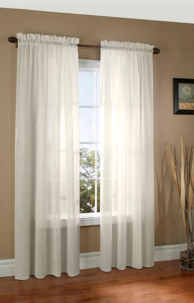 Thermasheer Insulated Panel 54 Inches X 95 Inches - Ivory