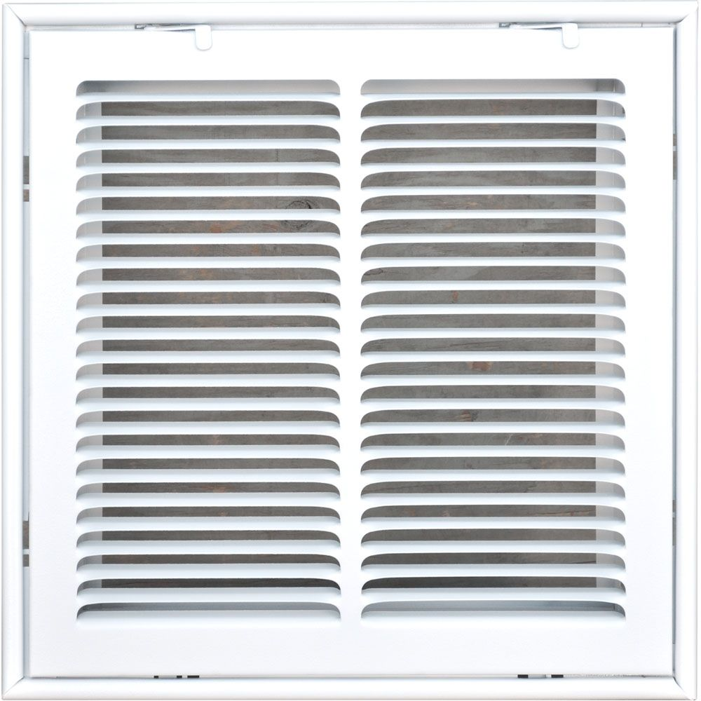 speedi grille 12 in x 12 in filter grille return air vent cover the home depot canada. Black Bedroom Furniture Sets. Home Design Ideas