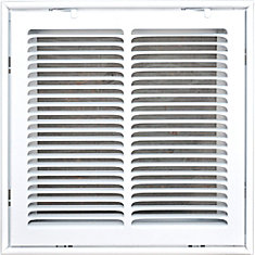 14 in. x 14 in. Filter Grille Return Air Vent Cover