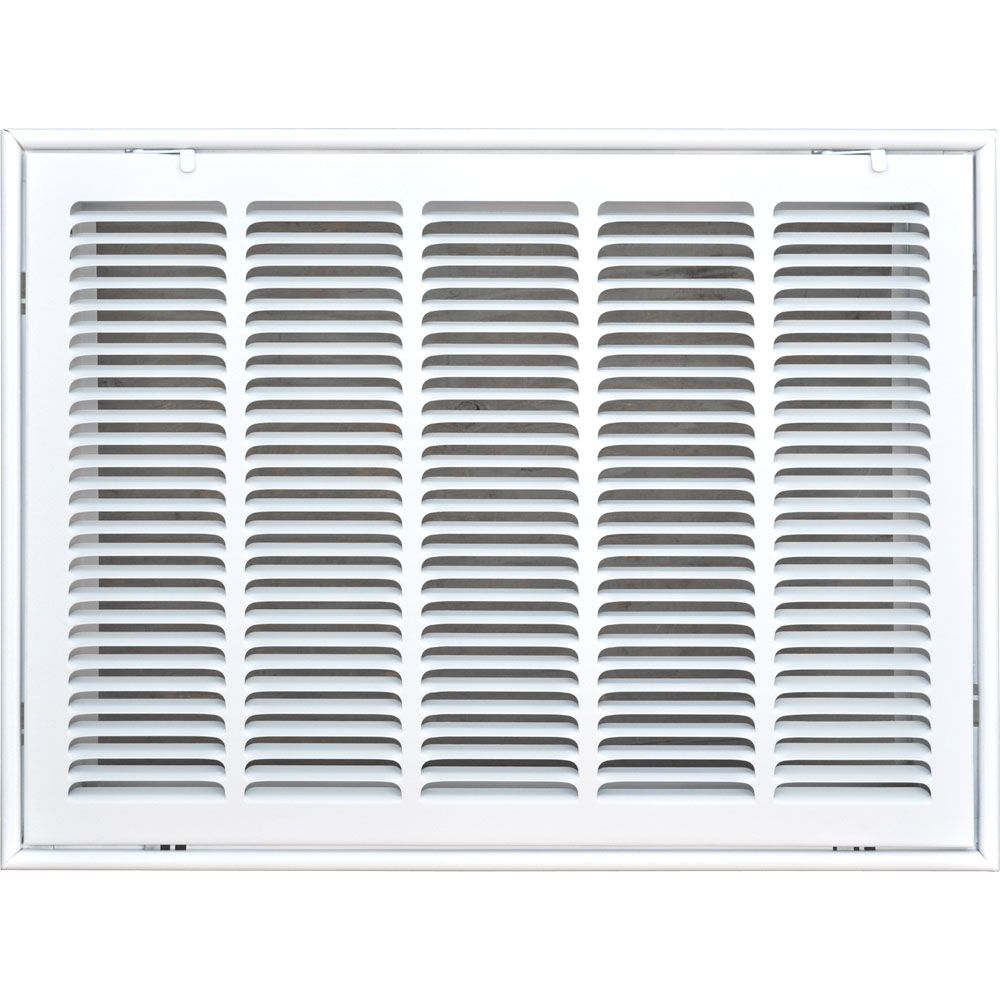 Hdx Air Deflector Adjustable To 14 Inches The Home Depot
