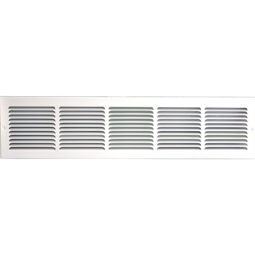30 in. x 8 in. Return Air Grille Vent Cover