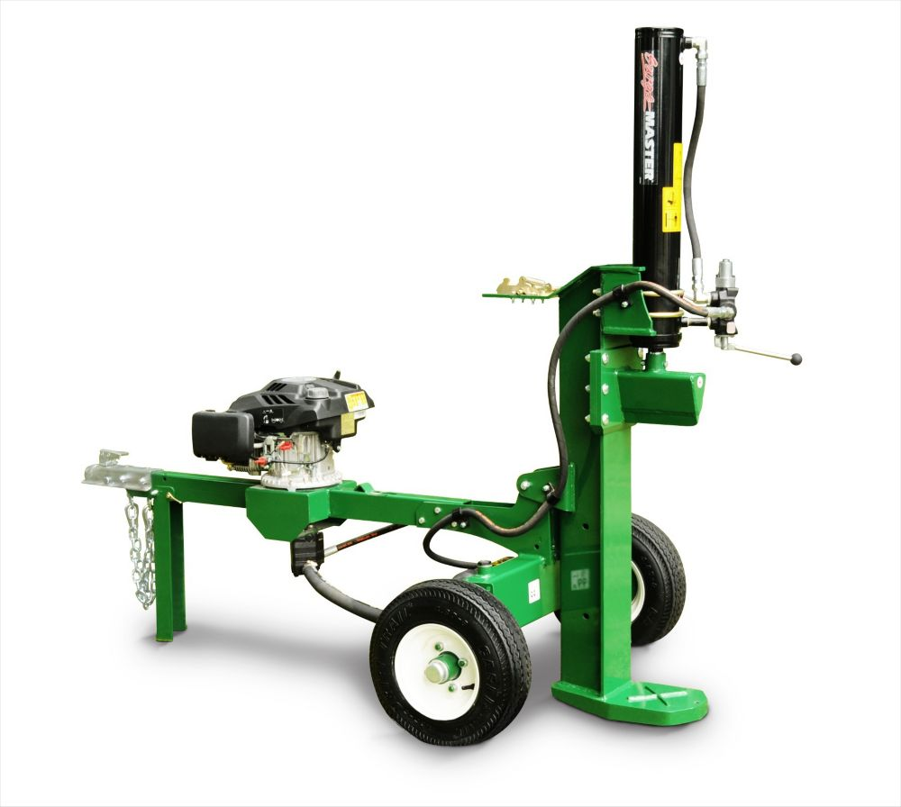 20 Ton Horizontal-Vertical Wood Splitter