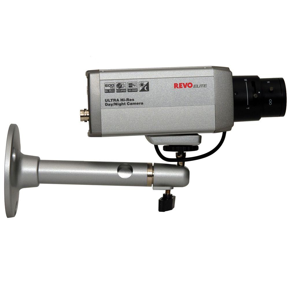 Revo America Professional 600 TVL Box Camera