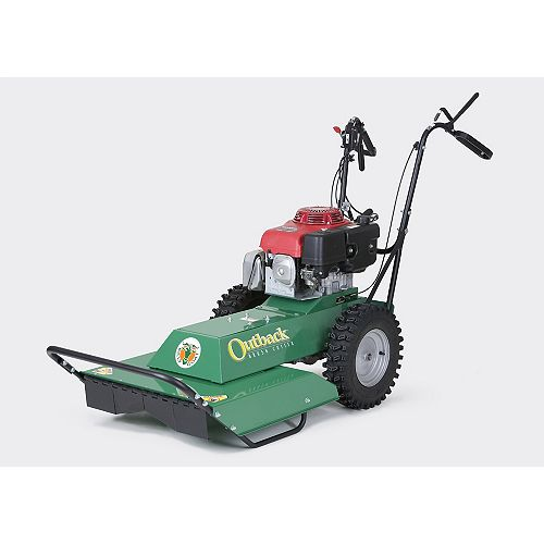 Billy Goat Outback Brush Cutter 24 Inch Wide - 13 HP