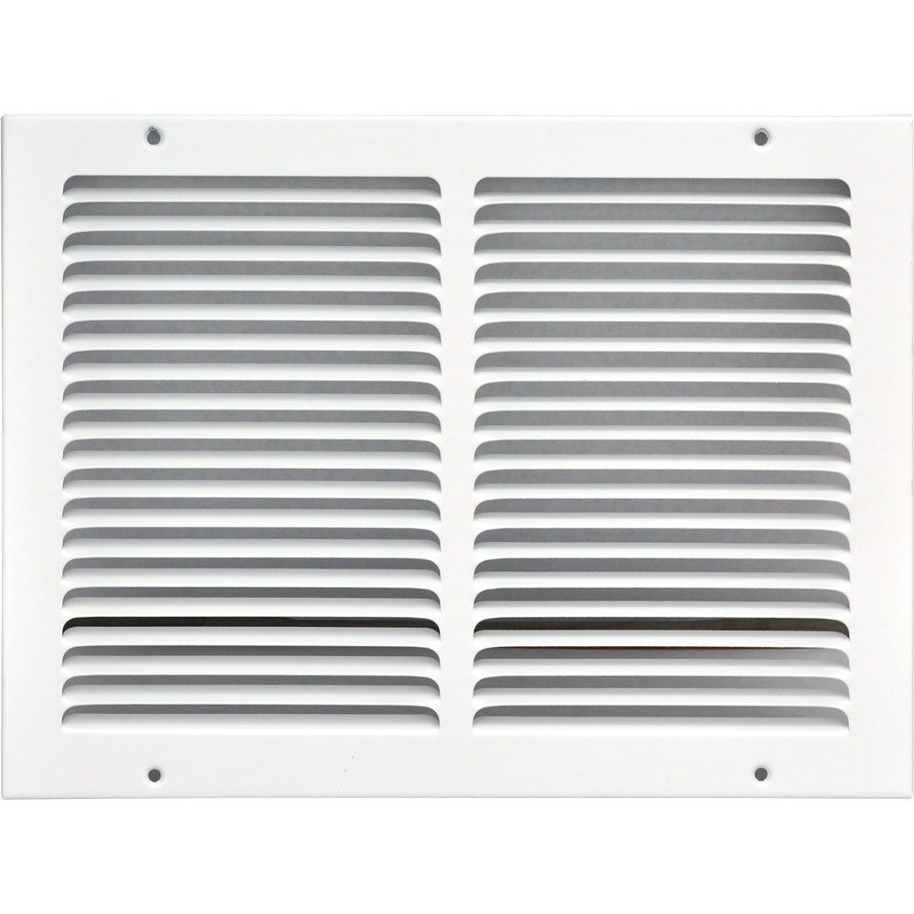 12 in. x 10 in. Return Air Grille Vent Cover