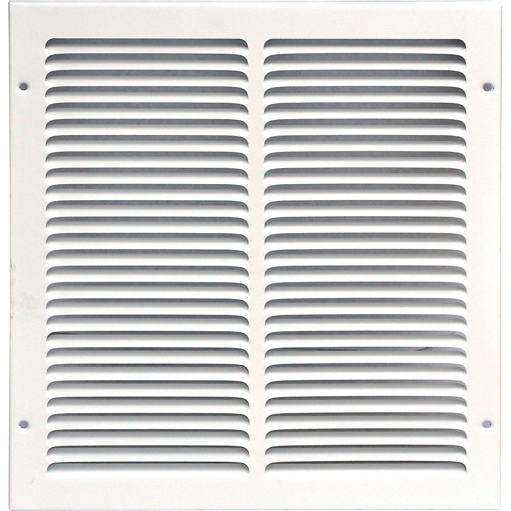 12 in. x 12 in. Return Air Grille Vent Cover