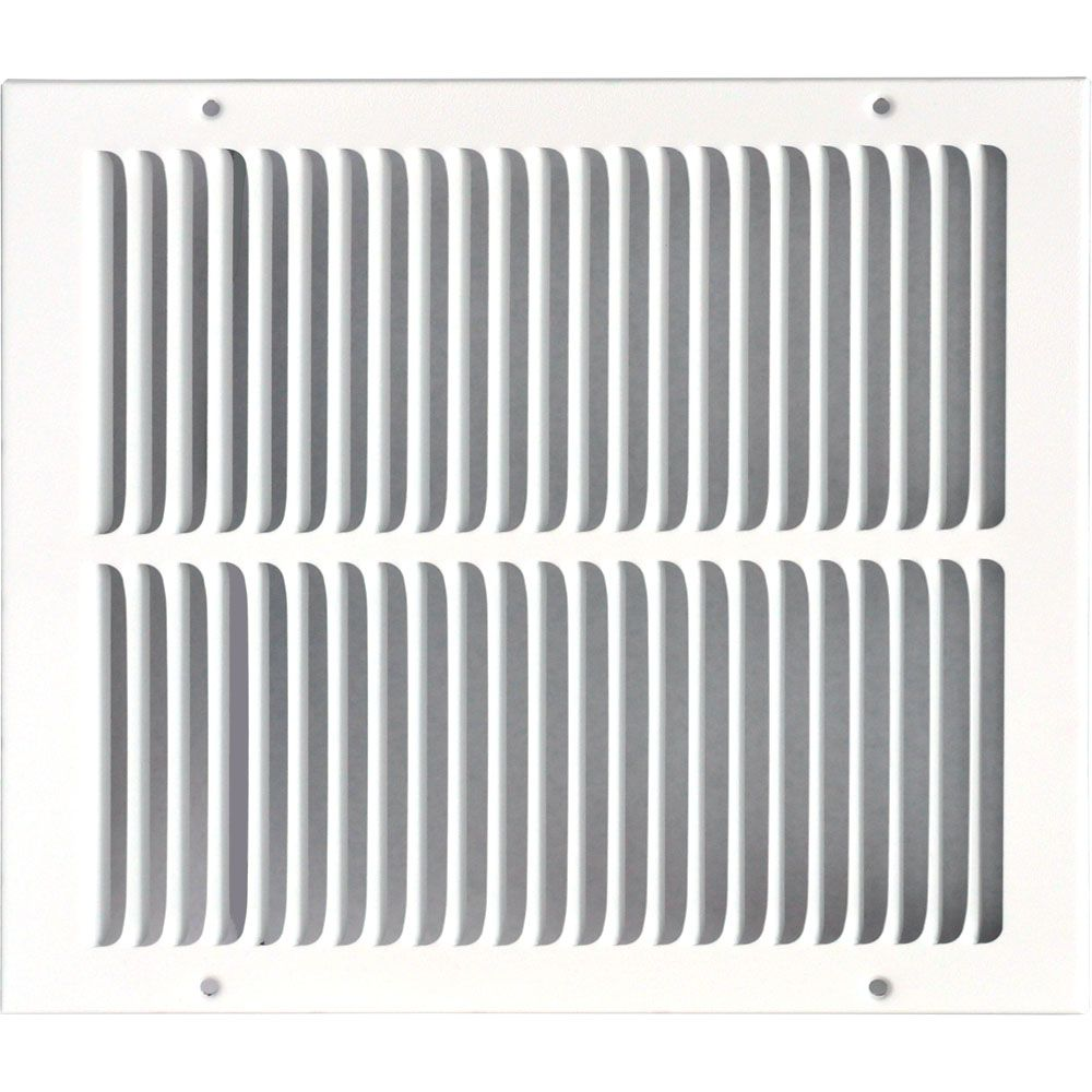 12 in. x 14 in. Return Air Grille Vent Cover