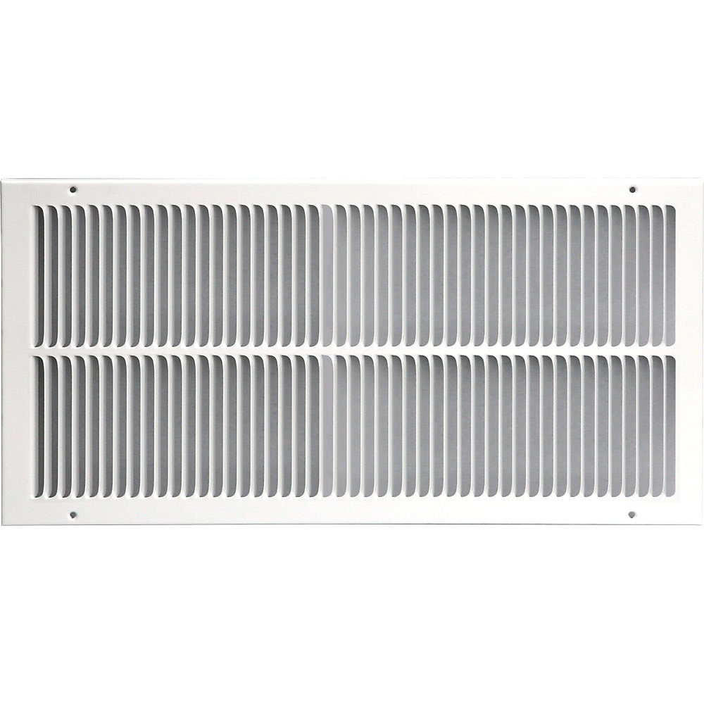 14 in. x 24 in. Return Air Grille Vent Cover