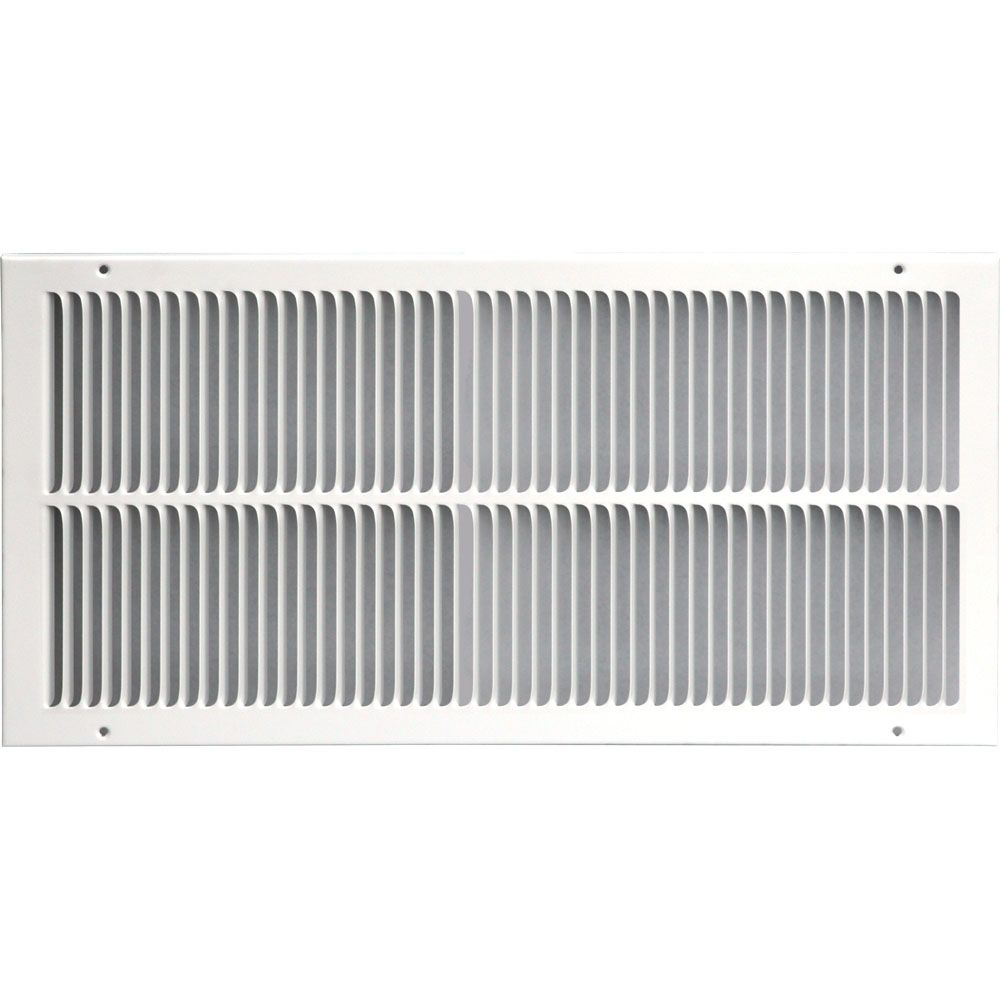 12 in. x 24 in. Return Air Grille Vent Cover