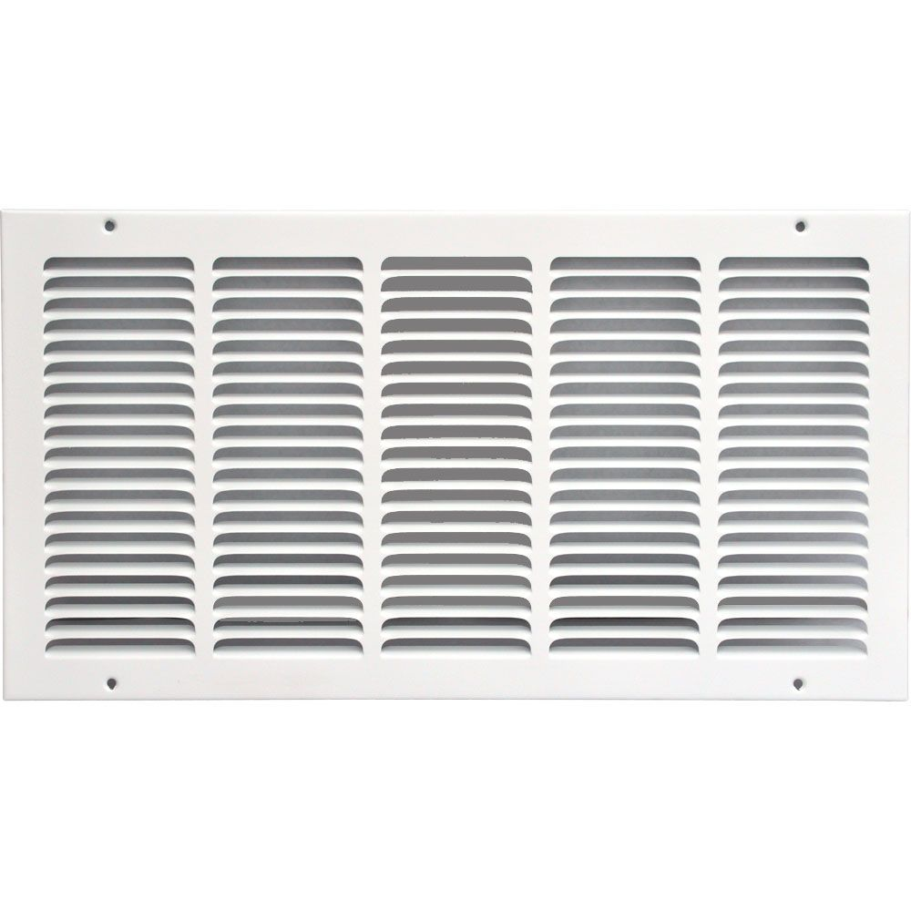20 in. x 10 in. Return Air Grille Vent Cover