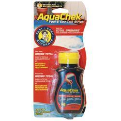 Aquachek Bandelettes d'analyse pour le chlorure de sodium