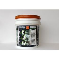 ECOBUST TYPE 2 (10 to 25C) Expansive Mortar - 44 Lbs Pail