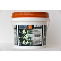 ECOBUST TYPE 2 (10 to 25C) Expansive Mortar - 11 Lbs Pail