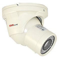Professional Turret Camera with 600TVL and 130 ft. Night Vision