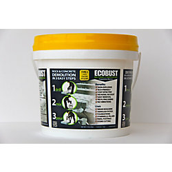 ECOBUST TYPE 3 (5 to 15C) Expansive Mortar - 11 Lbs Pail