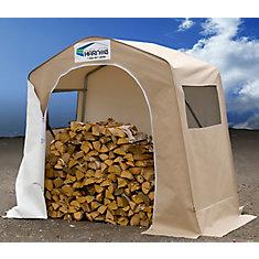 Harnois Firewood Shelter - 41 Inch