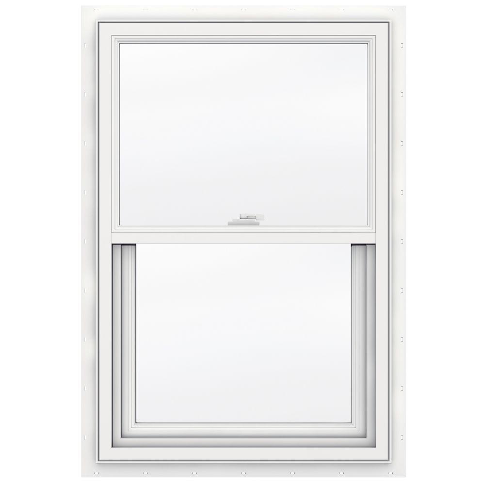 Jeld wen windows doors 24 inch x 36 inch 3500 series for Home depot doors with windows