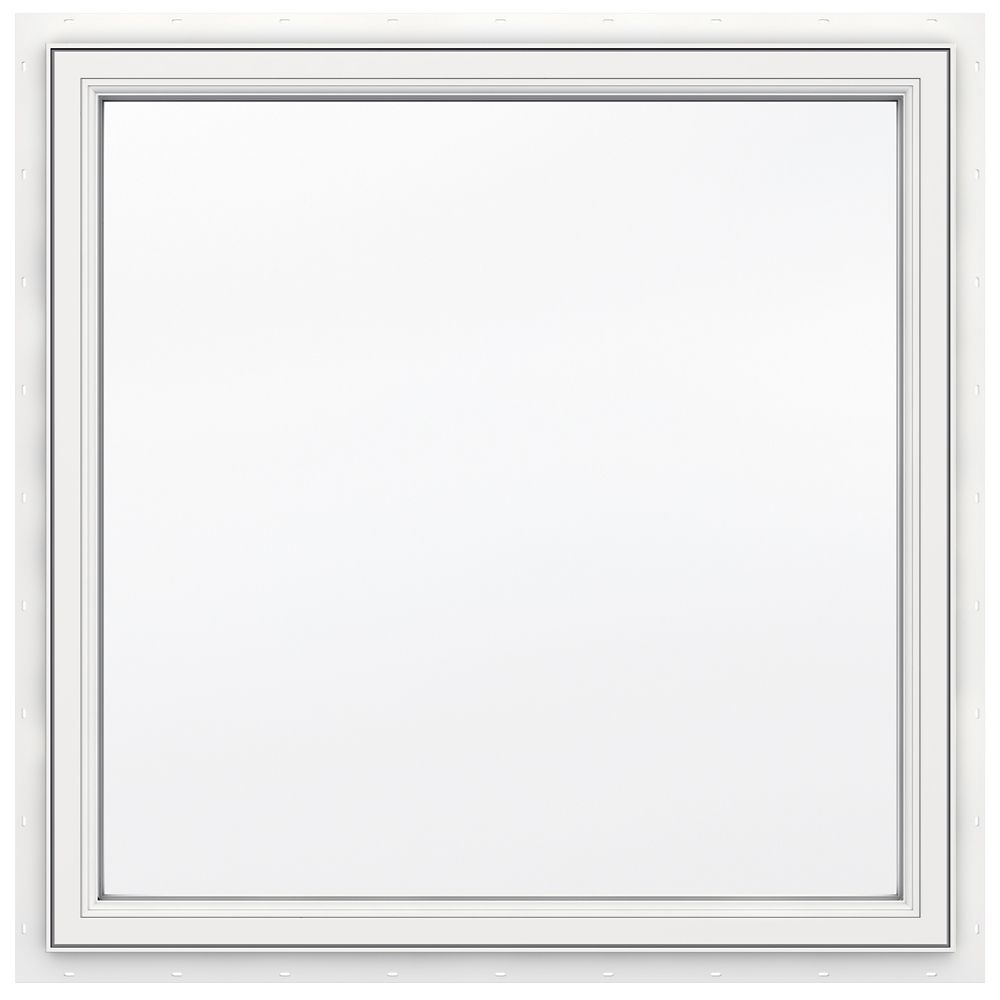 36-inch x 36-inch 3500 Series Vinyl Picture Window