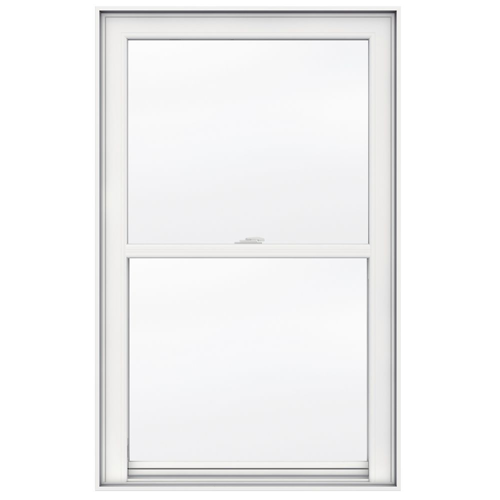 30-inch x 48-inch 5000 Series Single Hung Vinyl Window with 4 9/16-inch Frame