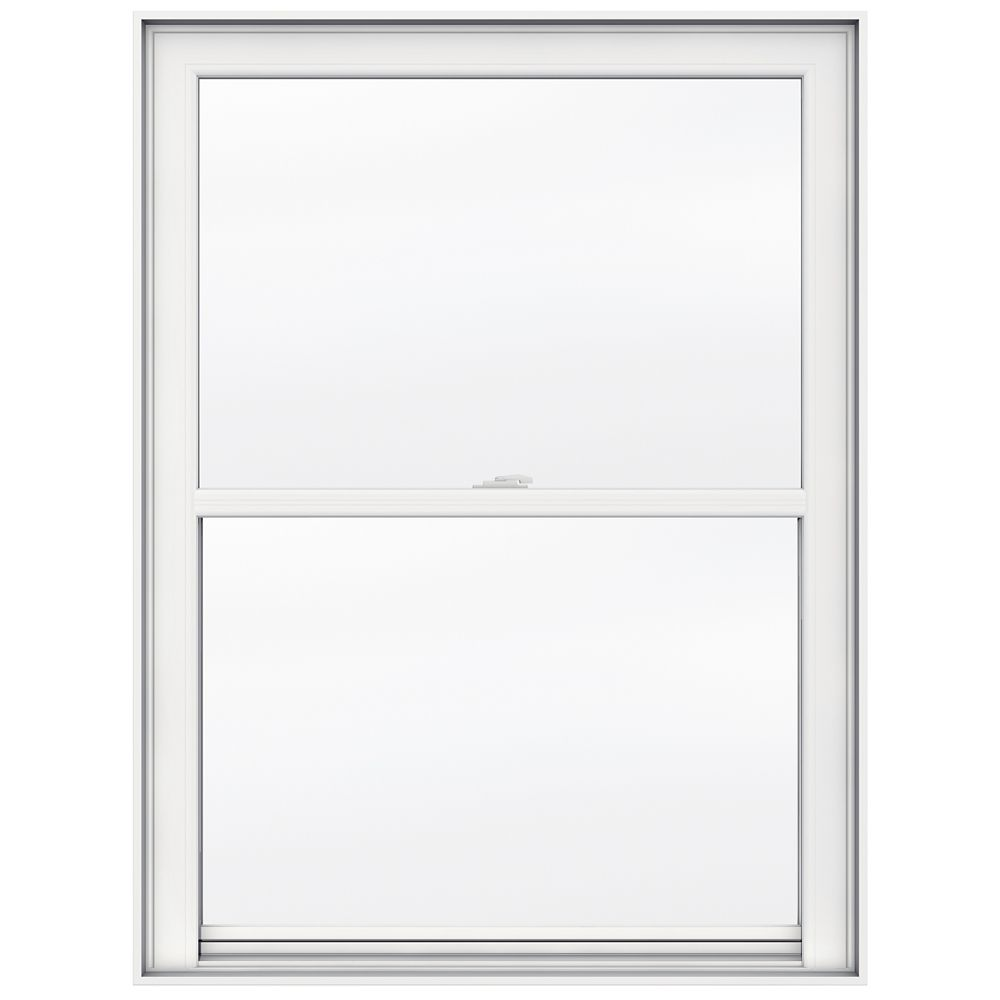36-inch x 48-inch 5000 Series Single Hung Vinyl Window with 4 9/16-inch Frame