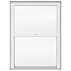 36-inch x 48-inch 5000 Series Single Hung Vinyl Window with 4 9/16-inch Frame - ENERGY STAR®