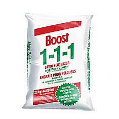Green Valley Moss Control Boost 1-1-1 20 kg