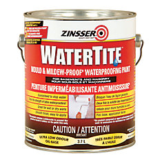 Watertite Mold And Mildew Paint 3.7L