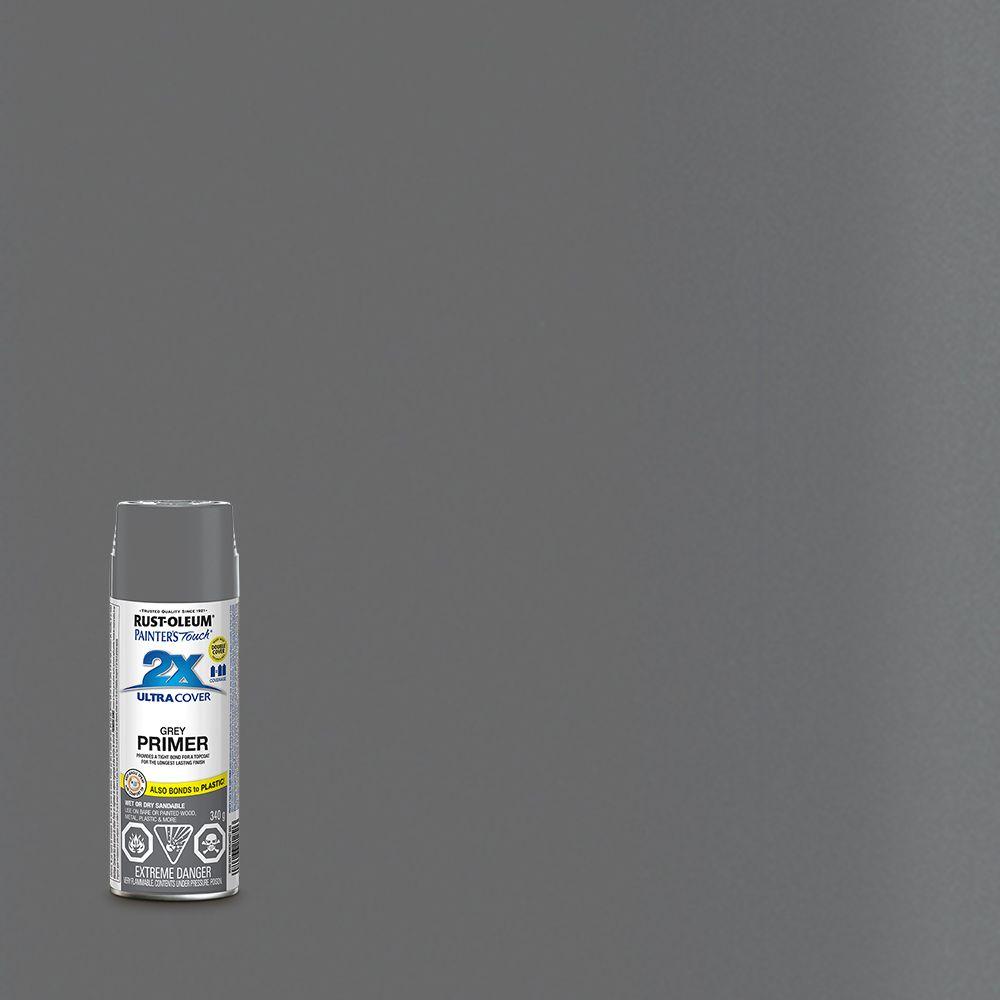 Rust-Oleum Pt 2X Grey Primer 340G