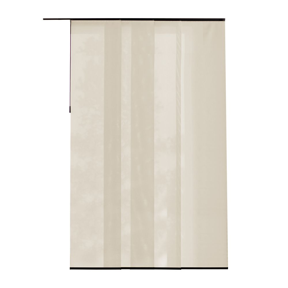 21.5x106 Manhattan Linen Fabric Panel (Actual width 21.5 Inch)