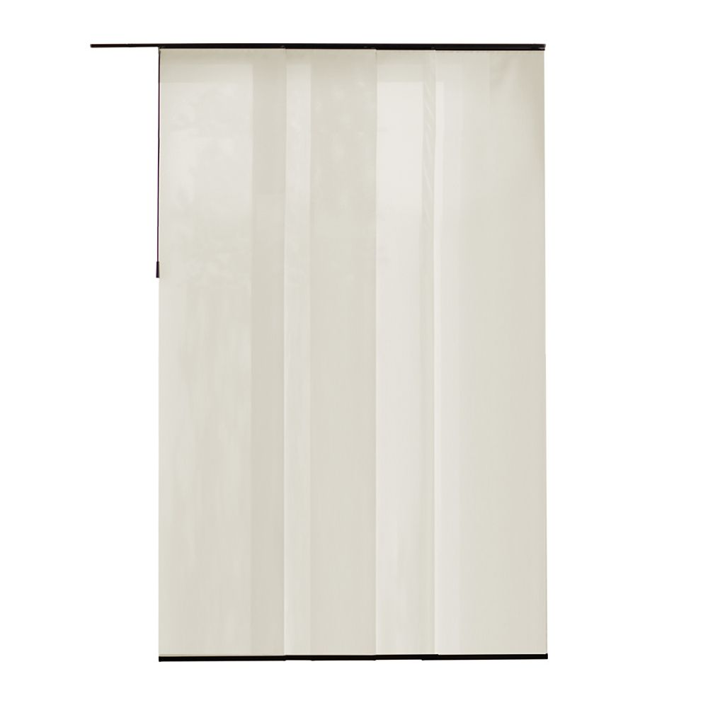 21.5x106 Manhattan Pearl Fabric Panel (Actual width 21.5 Inch)