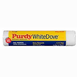 Purdy 9-1/2 inches x 1/4 inches White Dove Roller