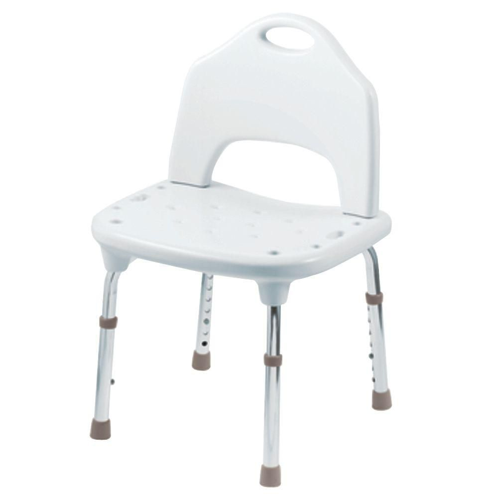 Deluxe Shower Chair - Tool-Free