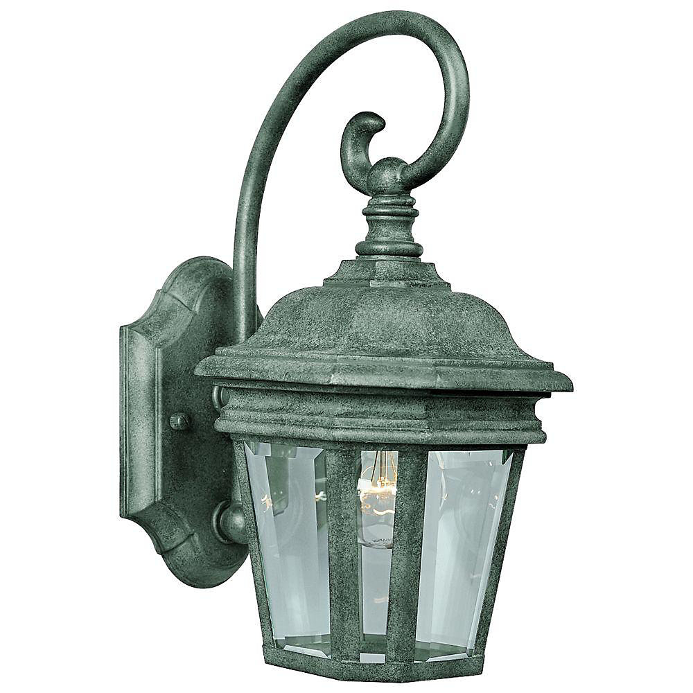Crawford Collection Golden Baroque 1-light Wall Lantern