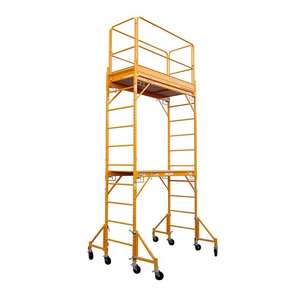 Drywall Scaffold Unit - 12 Feet