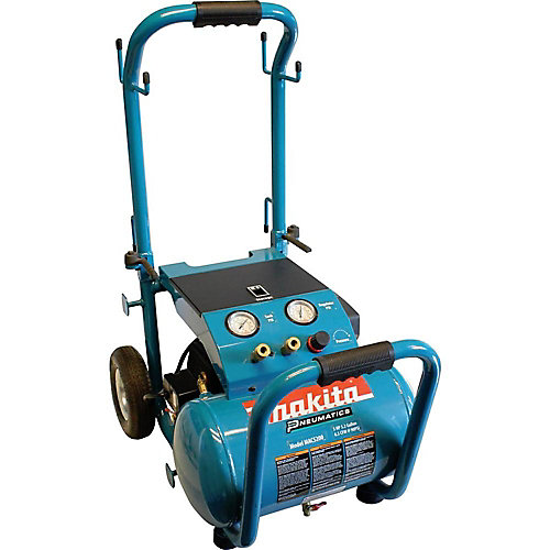 5.2 gal (19.7L) 3.0 HP Electric Air Compressor