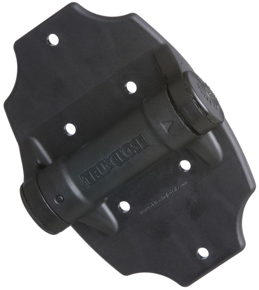 Charnières à fermeture automatique robustes TruClose<sup>®</sup>, pour barrières en vinyle et en ...