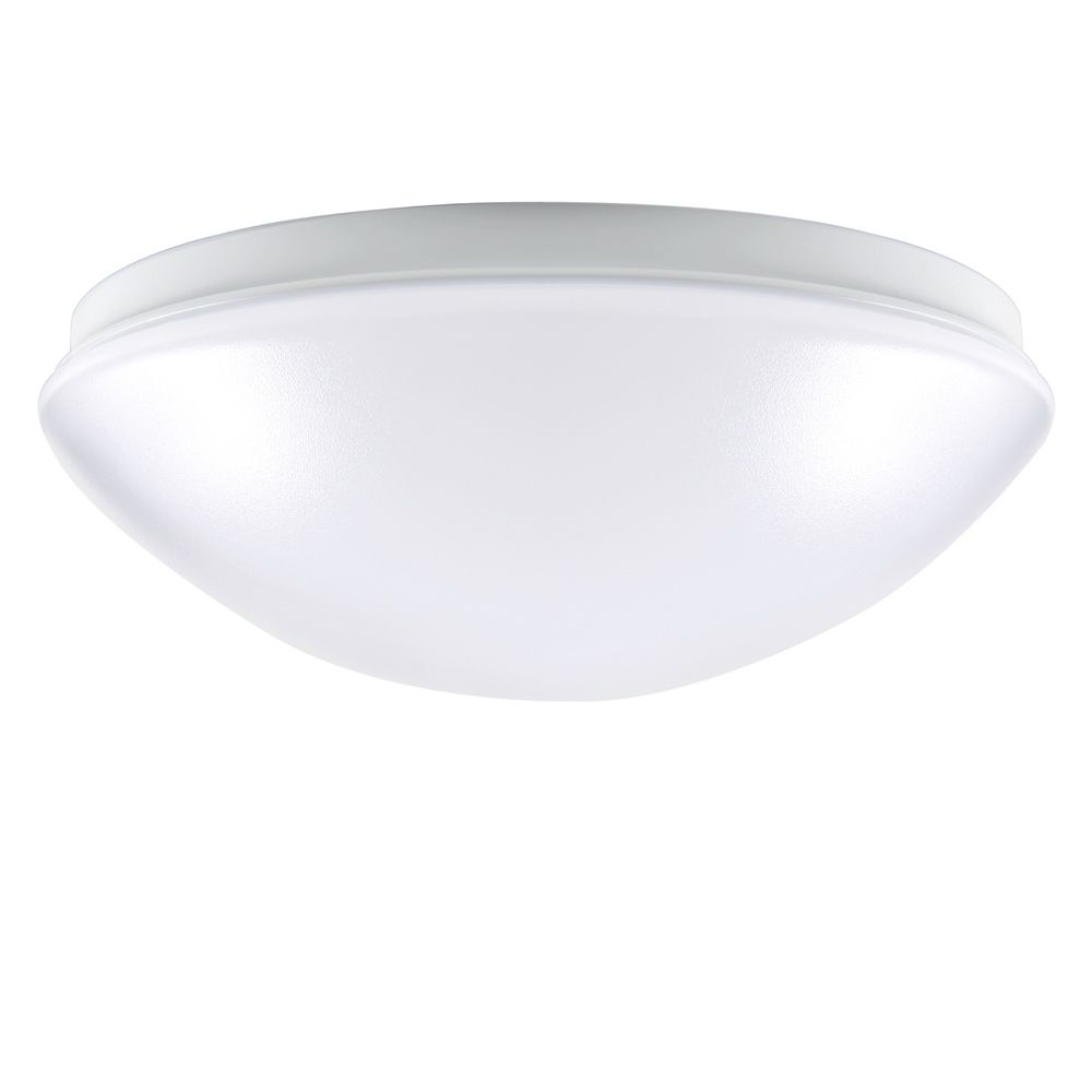 LED Low Profile Round Puff - 11 Inch