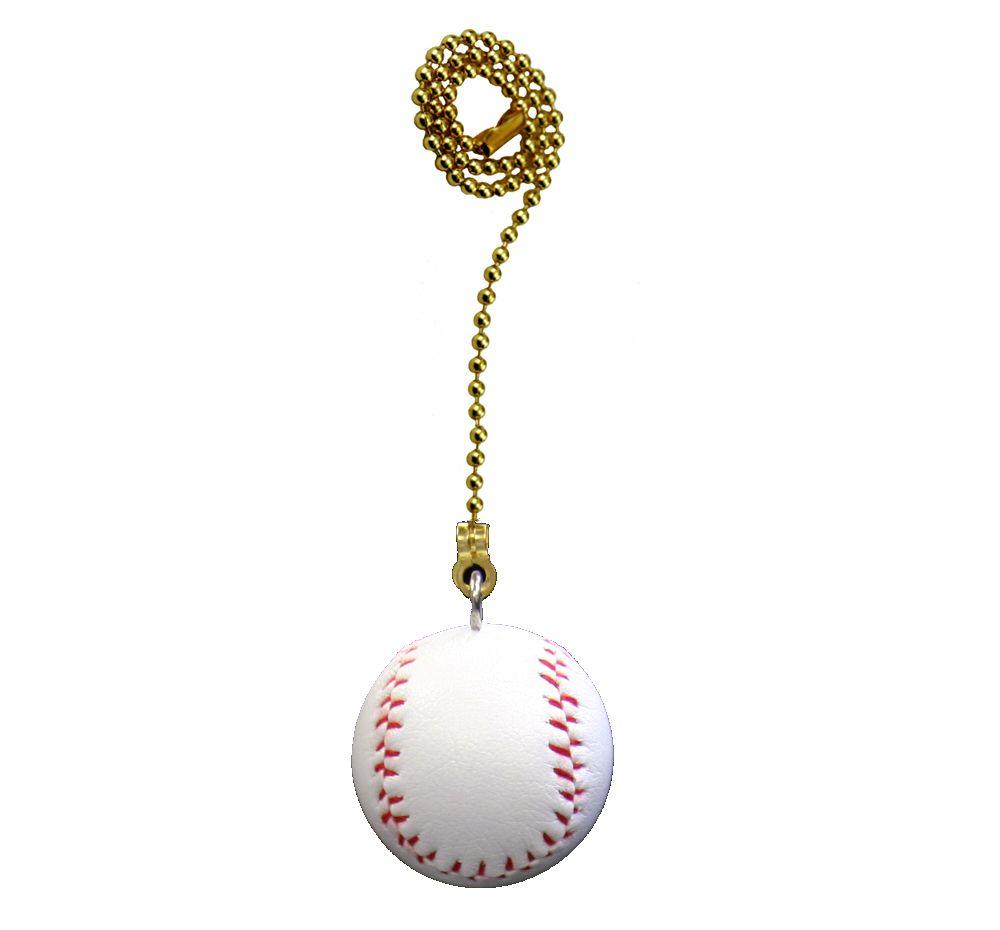 Chainette de ventilateur, Baseball