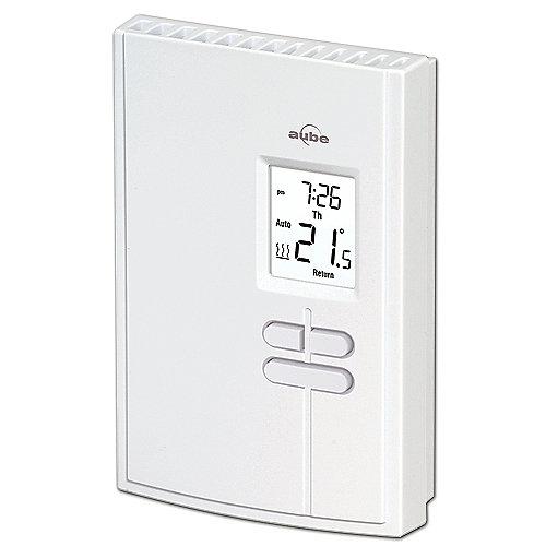 Thermostat d'économie programmable 5-2 jours pour plinthes électriques