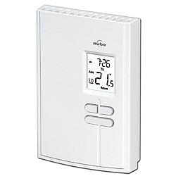 Aube Thermostat d'économie programmable 5-2 jours pour plinthes électriques