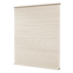 Home Decorators Collection Store à double alvéole sans cordon, Blanc Fromage, 46cmx183cm (Largeur réelle 45cm)