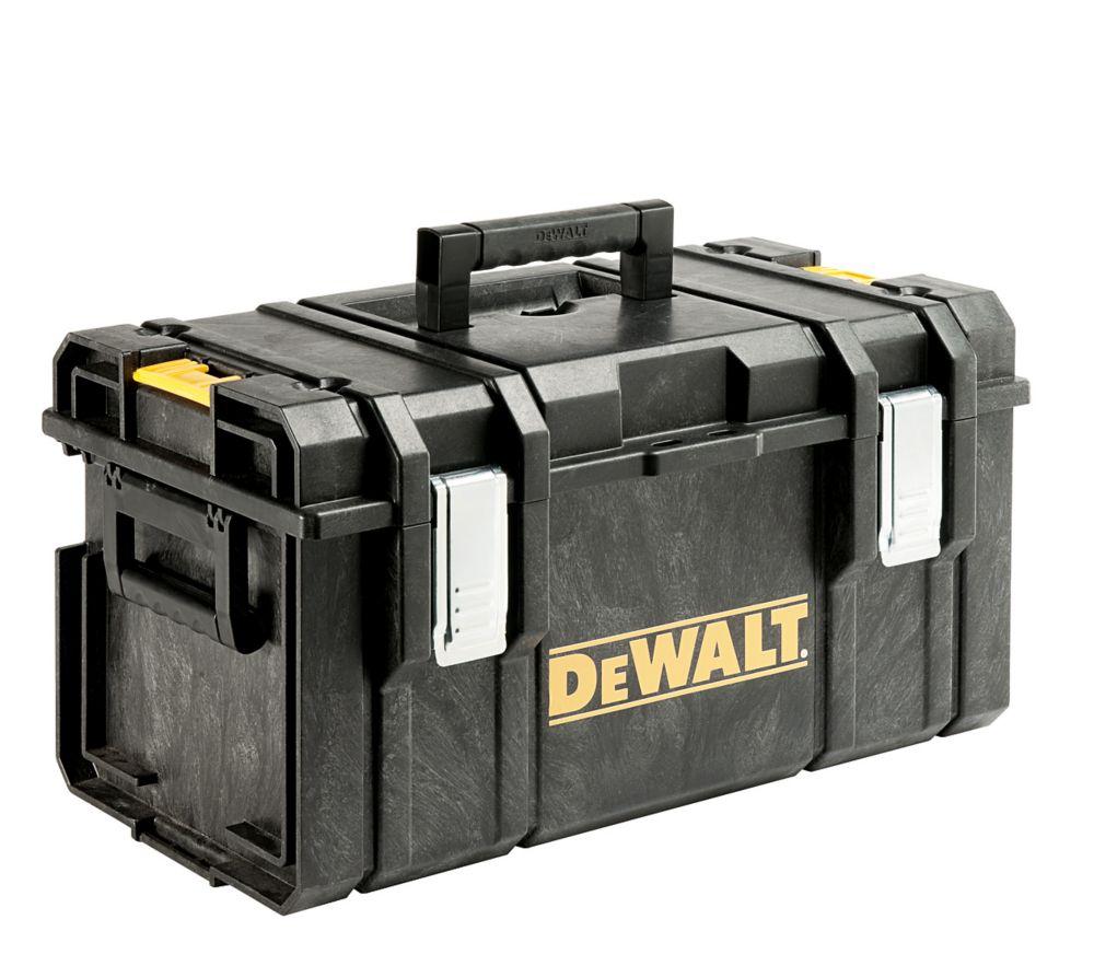 DEWALT ToughSystem Latching Tool Box