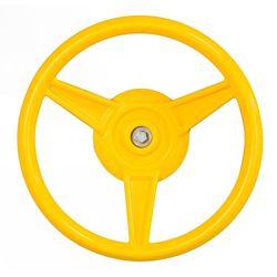 Playstar Yellow Play Steering Wheel