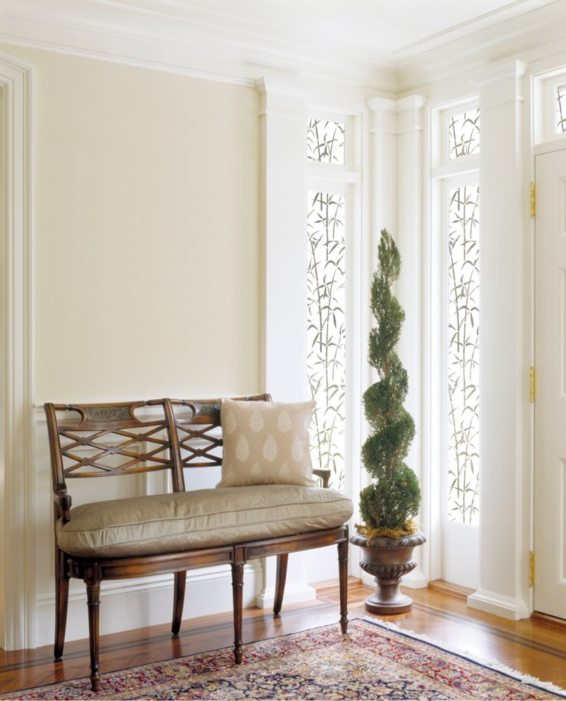 Static Cling -Bamboo Sidelight